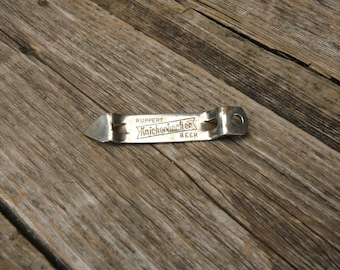 Vintage Knickerbocker Beer bottle opener, antique bottle opener, souvenir bottle opener