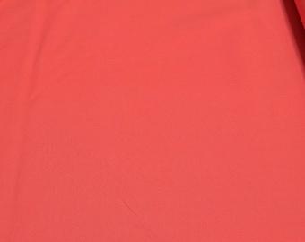 Dream Cotton-Blaze Orange Cotton Fabric