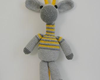 SALE | Gallagher The Giraffe | Giraffe Plush Toy