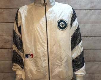 Vintage MLB Seattle Mariners ProPlayer Jacket New with tags NWT