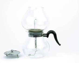 Silex Coffee Pot, Vintage Silex Vacuum Siphon Coffee Pot, Pyrex Coffee Pot
