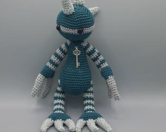 Amigurumi Monster - Gomez