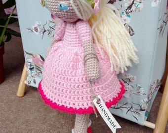 Amigurumi Doll Crochet