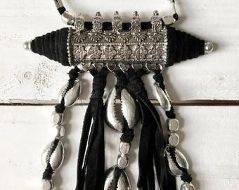Cowrie Dream necklace