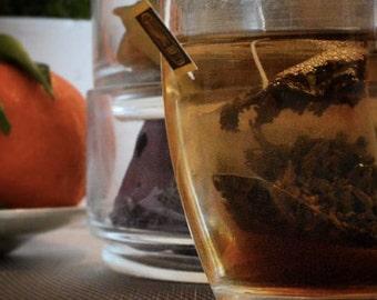 Organic breakfast black tea NOUS TEA Kilimanjaro Sunrise