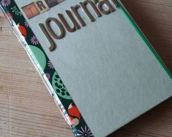 Travel vintage style Junk Journal
