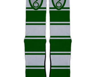 Harry Potter Slytherin SectorApparel socks