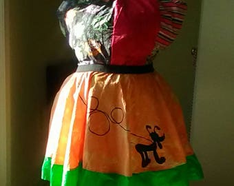 Poodle Skirt Plus Size Pluto Inspired