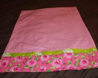 Comin' up Roses Pillowcase