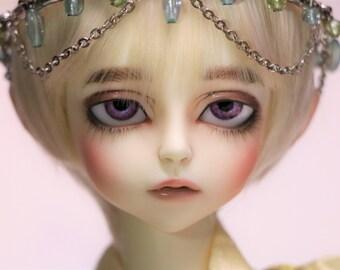 Lavender Mist - Resin BJD Eyes (10mm-16mm)