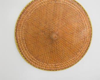 Vintage Rice Hat SM