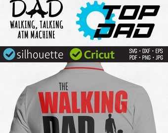 Father's Day Svg Cut Files Father Svg Dad Svg Fathers Day Svg Silhouette Dxf Best Dad Svg Design Father Cutting file Cuttable Svg Dad Cricut