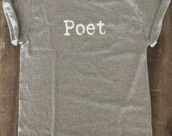 Poet/Writer T-Shirt