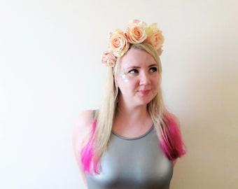 Light Pink Headband Etsy