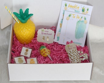 Special Edition Pineapple Gift Set Box
