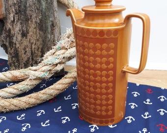 Hornsea Saffron Coffee Pot