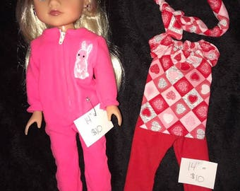 "14"" Doll Clothes"