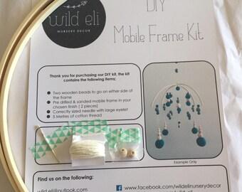 DIY - Mobile Frame