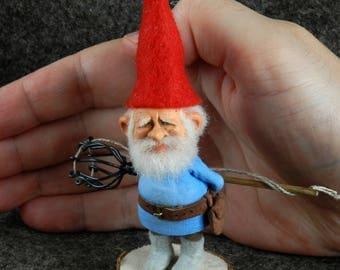 """Miniature doll """"Gnome"""""""
