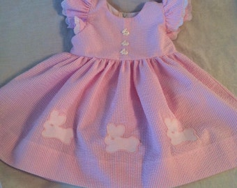 Easter Dress for Infant and Toddler-FREE SHIPPING