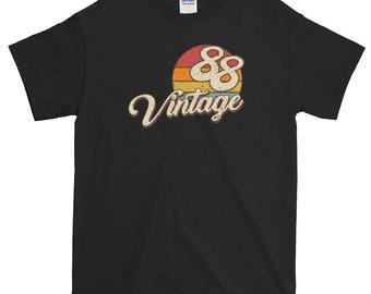 30th Birthday Vintage 1988 T-Shirt