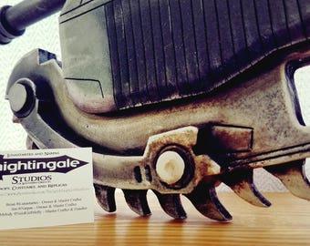 Gears of War Lancer Cosplay Inspired Foam Prop Replica