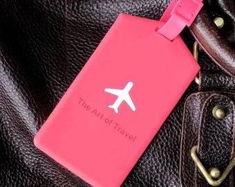 Art of Travel Luggage & Bag Tags
