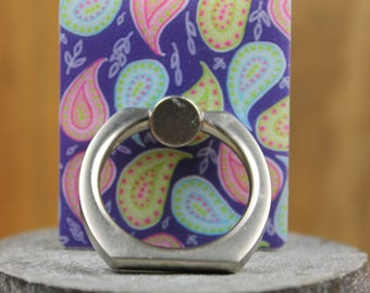 Preppy Paisley Phone Ring