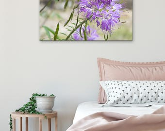 Flower/ Purple Flower/ Digital Download/ Digital Image