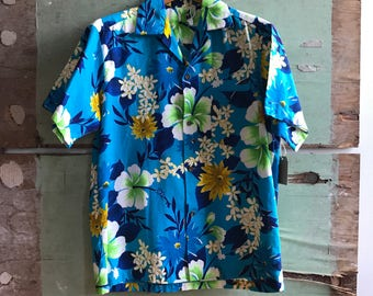 1960's Medium Alhoa Shirt