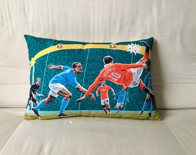 Roooooney cushion
