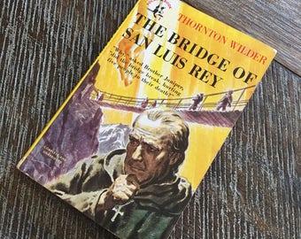 The Bridge of San Luis Rey by Thornton Wilder (Pocket Books, 1949) 9