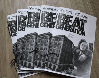 Women of the Beat Generation: a zine