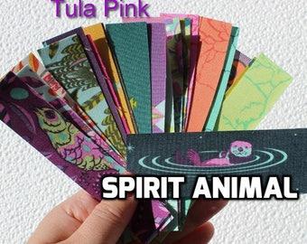 23 Quilter's Washi strips, Spirit Animal, Tula Pink washi tape