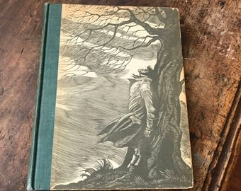 Vintage Copy of Wuthering Heights by Emily Bronte