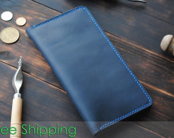 Leather wallet woman|Long Wallet with coin pocket|Mens Leather wallet|Leather wallet|Leather card wallet|Clutch wallet|Phone wallet