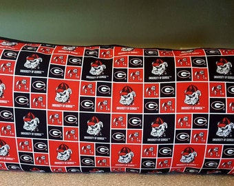Georgia Bulldogs Bodypillow