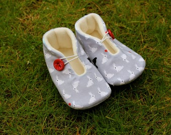 Shoes of baby rabbits-various sizes