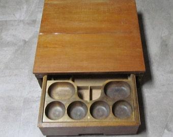 1890's Tucker Alarm Till and Drawer