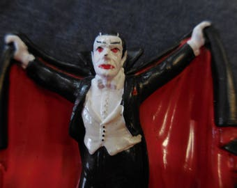 90s Dracula pvc Figure Universal Monsters Hamilton Gifts