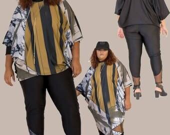 VISETELE Convertible Top/Dress (Plus Size)
