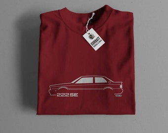 T-shirt Maserati 222 SE | Gent, Lady and Kids | all the sizes | worldwide shipments | Car Auto Voiture