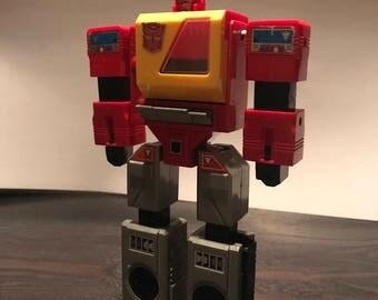 G1 Transformers Blaster autobot