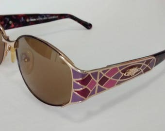 Vintage MCM 16 04 sunglasses (Pure Titanium frames)