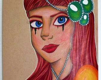 Gypsy Girl I