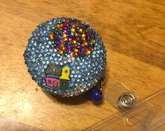 Up Inspired Sparkle Badge Reel