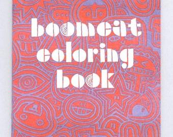BOOMCAT Coloring Book