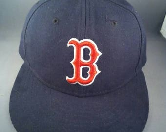 MLB Boston Red Sox ballcap. New era.