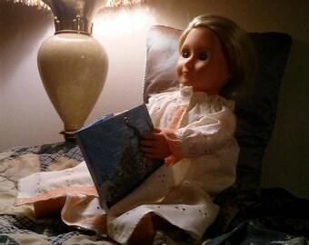 Peignoir Set for 18 Inch Doll