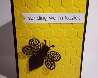 Bee Warm and Fuzzies